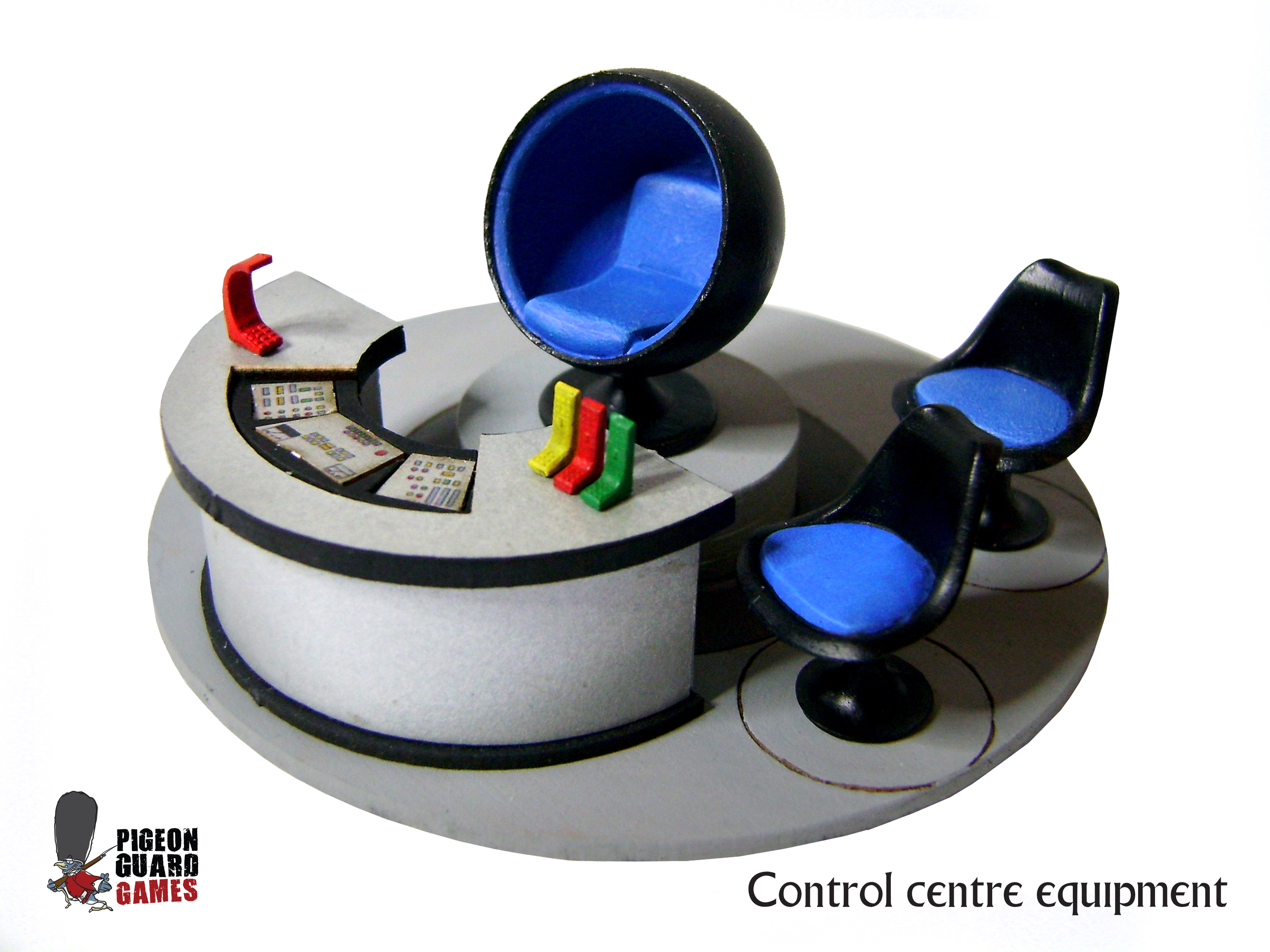 Control Centre Equipment Set